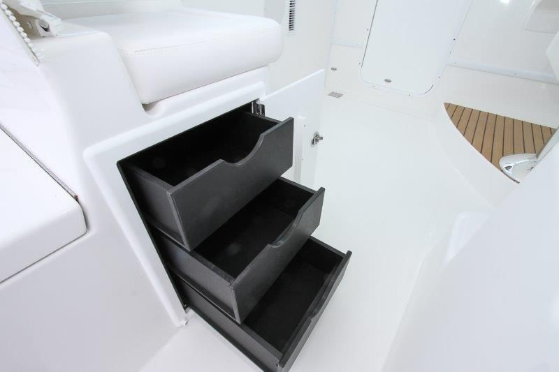 2020 Albemarle 36 Express - Deck 8 - Storage