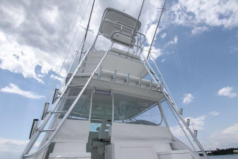 2020 Albemarle 36 Express - Deck 1 - Tower