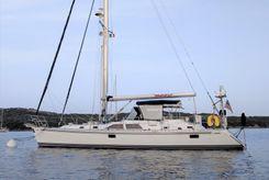 2008 Hylas 46