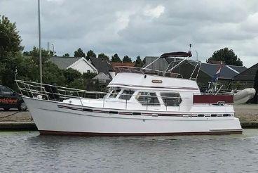 1991 Motor Yacht Valk Fly 12.50