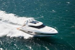 2021 Riviera 6000 Sport Yacht with IPS
