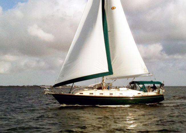 2001 Island Packet