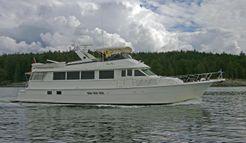1996 Hatteras 74 Sport Deck Motor Yacht