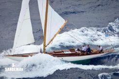 1925 Custom Johan Anker Q Class Sloop