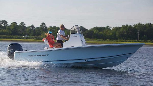 Sea Hunt BX 20 BR Manufacturer Provided Image