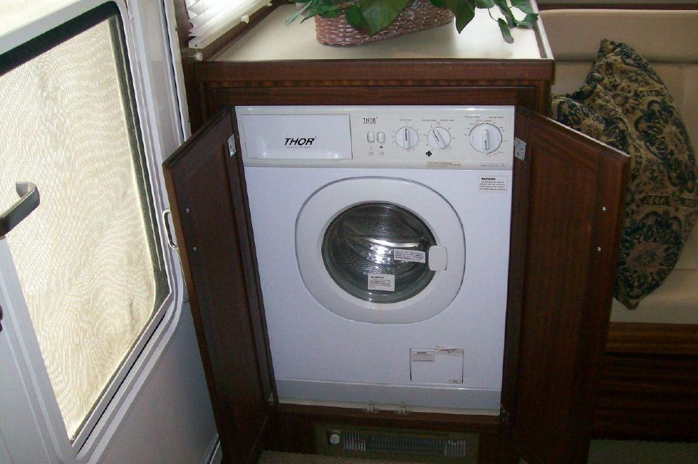 Thor Washer/Dryer Combo