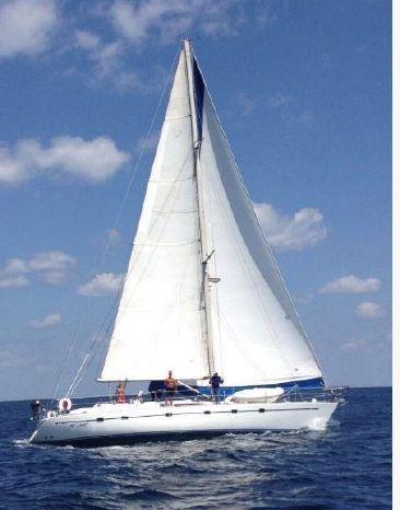 1989 Tayana BoatsalesListing Massachusetts