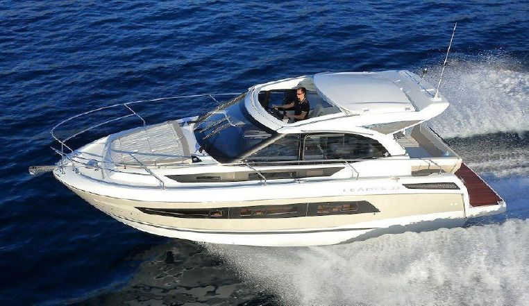2017 Jeanneau For Sale Brokerage