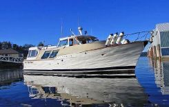 1978 Custom Philbrooks Shipyard Cruiser