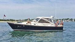 2001 Little Harbor WhisperJet 34
