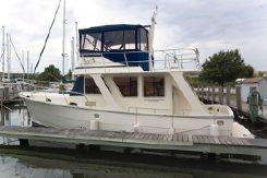2009 Mariner Seville 35 Sedan Trawler
