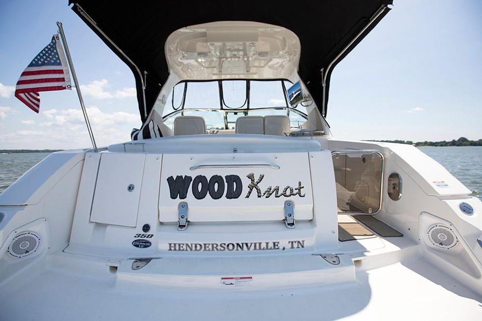 2009 Sea Ray 350 Sundancer Boats For Sale Nashville Yacht
