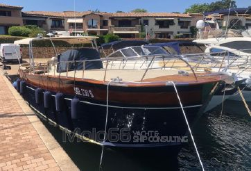 2015 Custom Cantiere Navale Latino Fashion 36