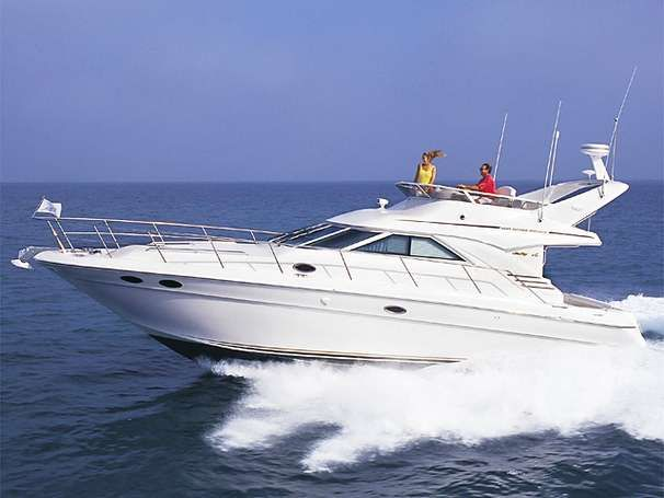 1999 Sea Ray 400 Sedan Bridge Boats For Sale Nashville