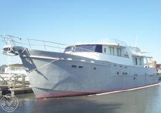 2006 Pacific Trawler 72
