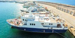 2012 Custom Steel Trawler 23,5 meters