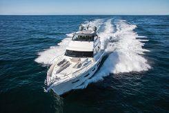 2022 Riviera 72 Sports Motor Yacht