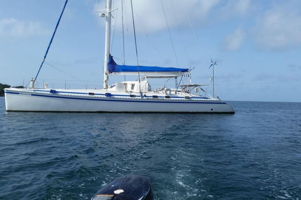 1998 Outremer Outremer 64L