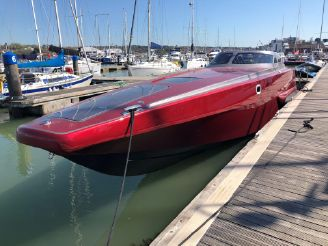 2018 Xsmg Fabio Buzzi designed XSR 48