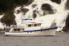 2001 Kadey-Krogen 58' Pilothouse Trawler
