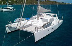 2002 Voyage Yachts 580