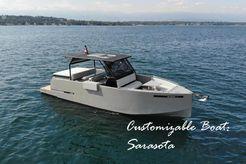2020 De Antonio Yachts D28 Xplorer