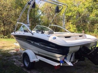2005 Sea Ray 185 Bow Rider