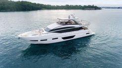 2022 Princess 85 Motor Yacht