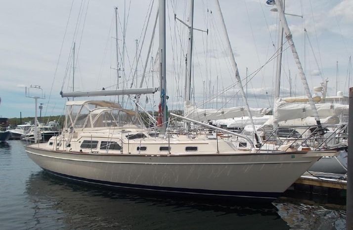 2008 Island Packet BoatsalesListing Massachusetts