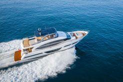 2021 Princess 78 Motor Yacht