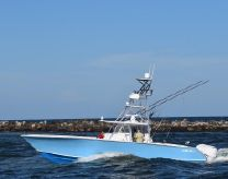 2014 Seahunter 45