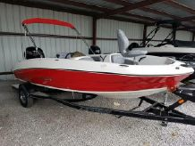 2021 Stingray 182SC FISH-n-SKI Side Console