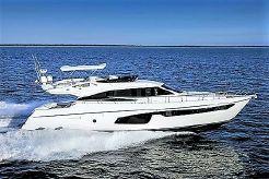 2017 Ferretti Yachts Ferretti 650