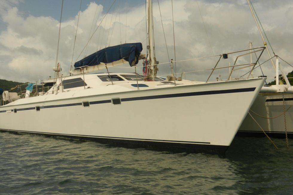 1993 Catamaran G & B Mitchell Design NZ
