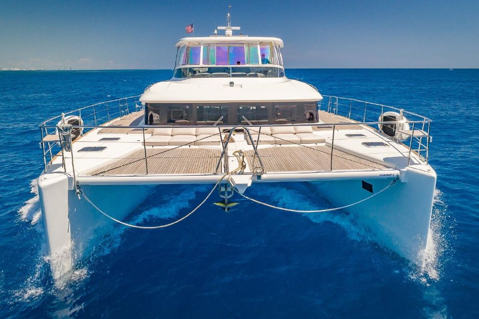2018 Lagoon 630 Motor Yacht Fort Lauderdale FL for sale