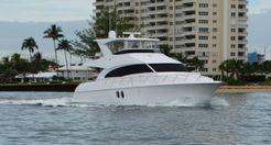 2011 Hatteras Motoryacht