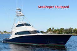 2005 Whiticar Custom Sportfish w/Seakeeper