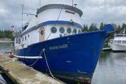 1971 Custom Steel Trawler