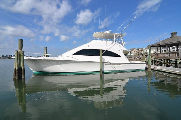 2004 Ocean Yachts