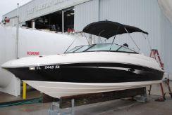 2015 Sea Ray 220 Sundeck Outboard