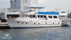 1987 Med Yacht 62 Med Yacht