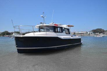 2022 Ranger Tugs R-25 Outboard