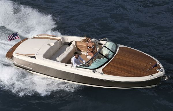 2018 Chris-Craft Capri 27