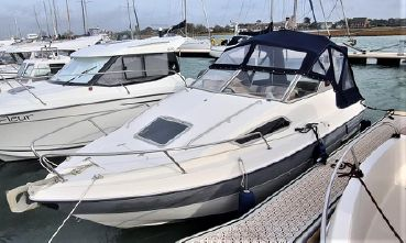 1989 Sealine 195 Attache