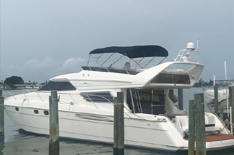 1997 Viking Princess 60