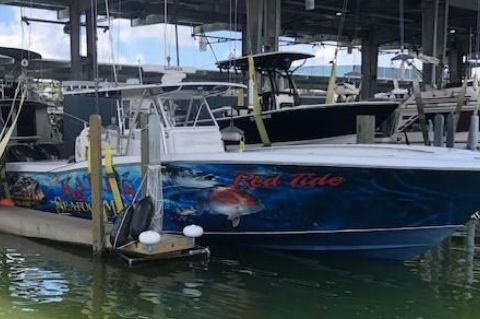 2012 Invincible 42 Open Fisherman
