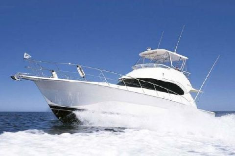 2007 Riviera 42 Flybridge - Manufacturer Provided Image