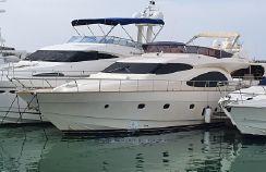 2007 Cayman 62 CYBER FLY