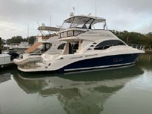2008 Sea Ray 580 Sedan Bridge