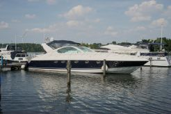 2001 Fairline Targa 48